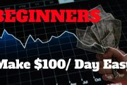 Simple Method To Make $100 A Day Trading Cryptocurrency As A Begi...