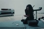 Apple's new Mac ads show that even Grimes uses dongles...