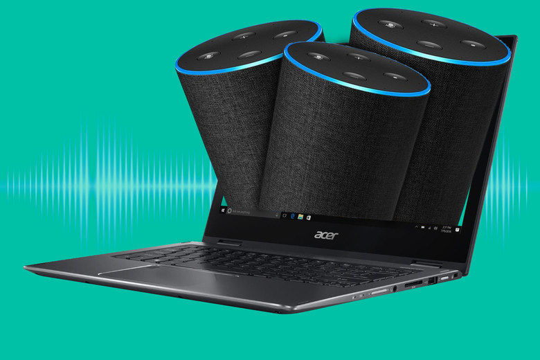 Alexa Is Coming for Your Laptop...