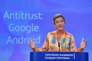 EU Hits Google with $5 Billion Fine for Breaking Anti-Trust Rules...