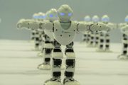 Robots can develop prejudices just like humans...