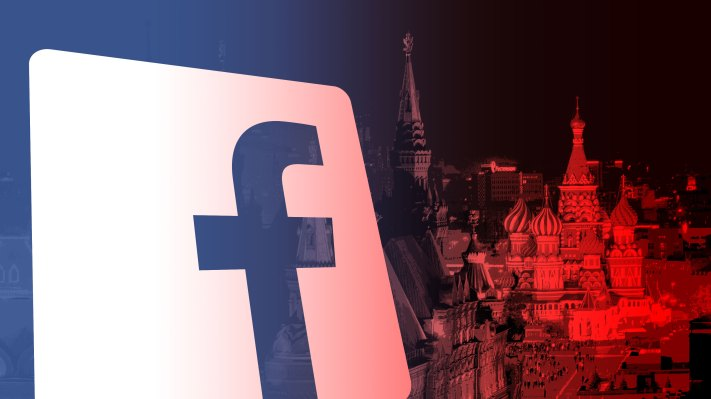 Facebook connects Russia to 100+ accounts it removed ahead of mid...