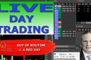 Live Day Trading - Out of Sync...