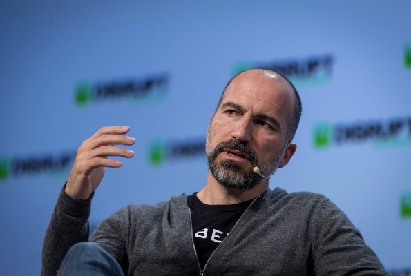 Uber files confidentially for IPO...