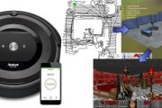 Let your new Roomba build a Doom level of your house with DOOMBA...