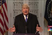 Watch Alec Baldwin Declare a National Emergency on <em>Satu...