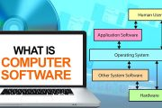 What is Computer Software | High Level & Low Level Language | Typ...