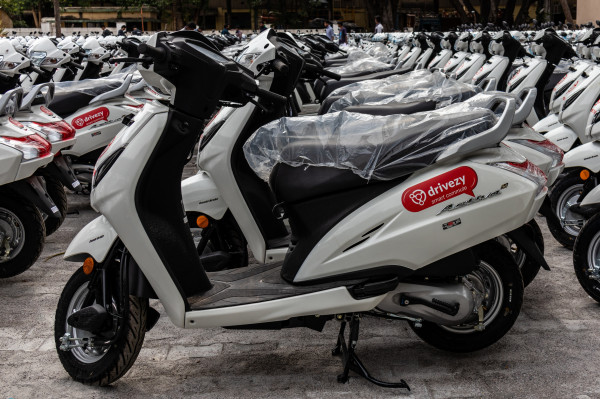 Drivezy, India's vehicle sharing startup, is raising $100M+ at a ...