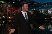"Jimmy Kimmel on R. Kelly: ""He's Gonna Make a Great President One ..."