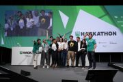 Check out the latest challenge of the TC Hackathon at VivaTech 20...