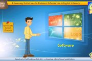 Know about Computer software and hardware...