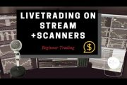 LIVE Day Trading! Plus Trade Ideas Scanner & Watchlist...