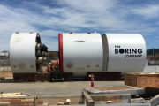 Elon Musk says The Boring Company will launch in China this month...