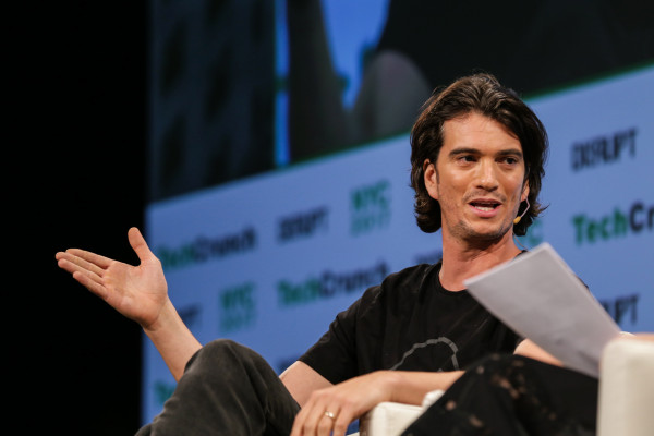 WeWork reveals IPO filing...