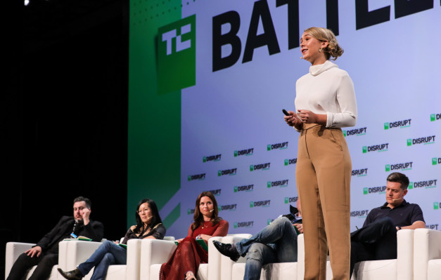 We want you: apply to Startup Battlefield at Disrupt Berlin 2019...