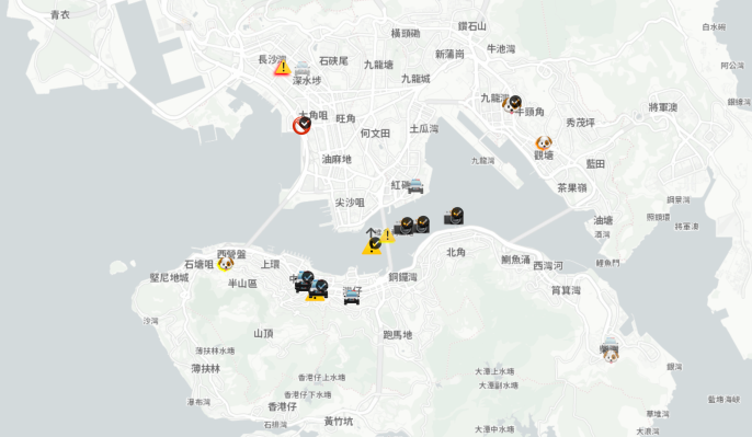China attacks Apple for allowing Hong Kong crowdsourced police ac...