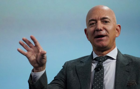 Jeff Bezos announces Blue Origin will form new industry team to r...