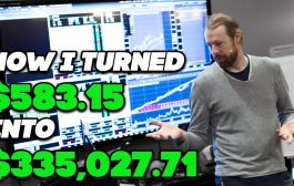 Day Trading Strategies ($583.15 to $335,027.71) for Beginners: Cl...