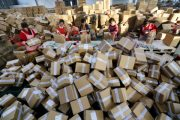 Alibaba to invest $3.3B to bump its stake in logistics unit Caini...