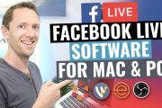 Best Facebook Live Stream Software for Mac and PC? Late 2017 Revi...