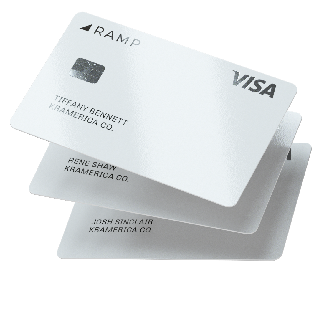 Ramp is a corporate card focused on helping you spend less...