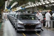 Honda to shut down North American factories for six days...