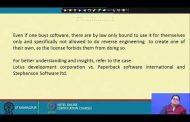 Lecture 18 : Computer Software and Digital Information (Contd.)...