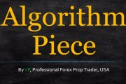 My Forex Algorithm - Part 5 Revealed...