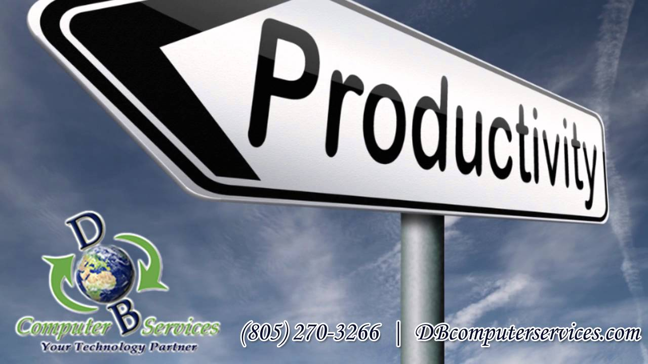 DB Computer Services | Managed IT Services in Santa Maria...