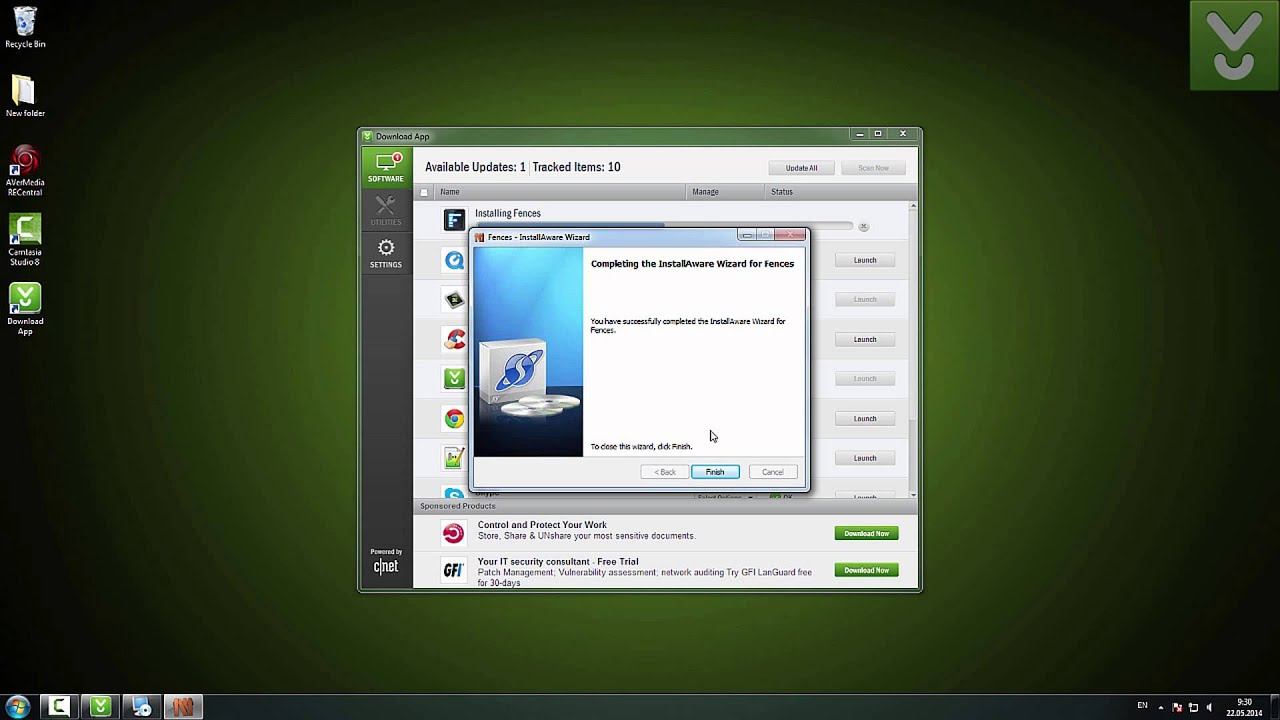 Download App - Keep the software on your PC up-to-date - Download...