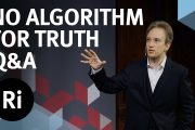 Q&A: There is No Algorithm for Truth - with Tom Scott...