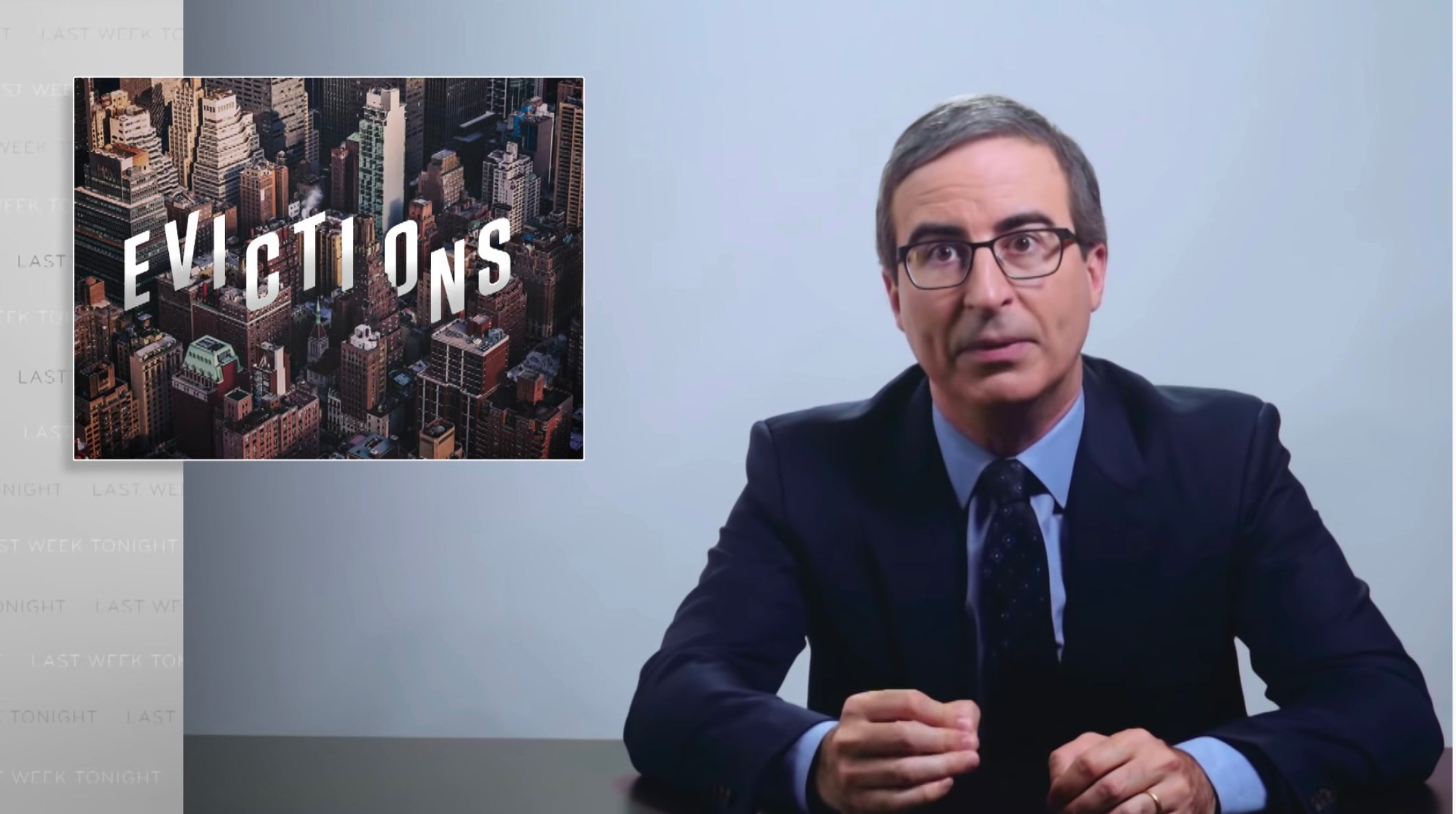 John Oliver Explains Why the Rent Crisis Could Make the COVID-19 ...