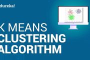 K Means Clustering Algorithm   K Means Example in Python   Machin...