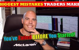 TOP 5 Day Trading Beginner Mistakes Costing YOU Money...