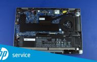 Service Teardown: HP ProBook x360 435 G7 Notebook PC | HP Compute...