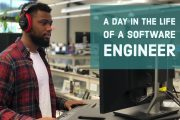 A DAY IN THE LIFE OF A SOFTWARE ENGINEER...