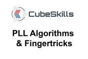 PLL Algorithms & Fingertricks [From CubeSkills]...