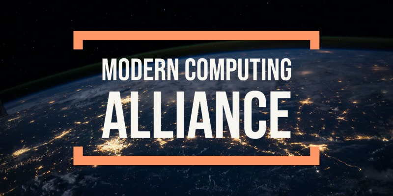 Google, Dell, and Intel form The Modern Computing Alliance...