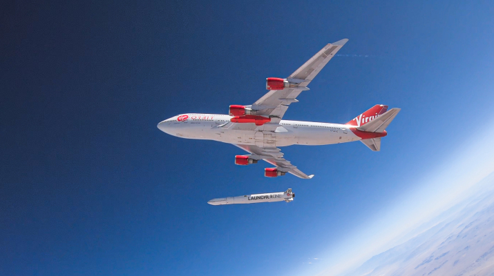 Virgin Orbit reaches orbit for the first time...