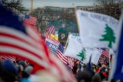My Unhinged Three Hours Inside the Overthrown U.S. Capitol...