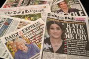 """It's So Disloyal, So Disloyal"": The British Press Absolutely Los..."