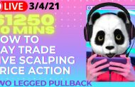 +$1250 LIVE DAY TRADING $500 SCALPING SPY FUTURES 1 Price Action ...