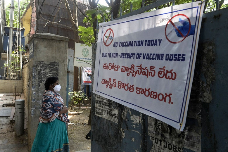 COVID-19 Vaccine Nationalism Will Cost Lives Worldwide...