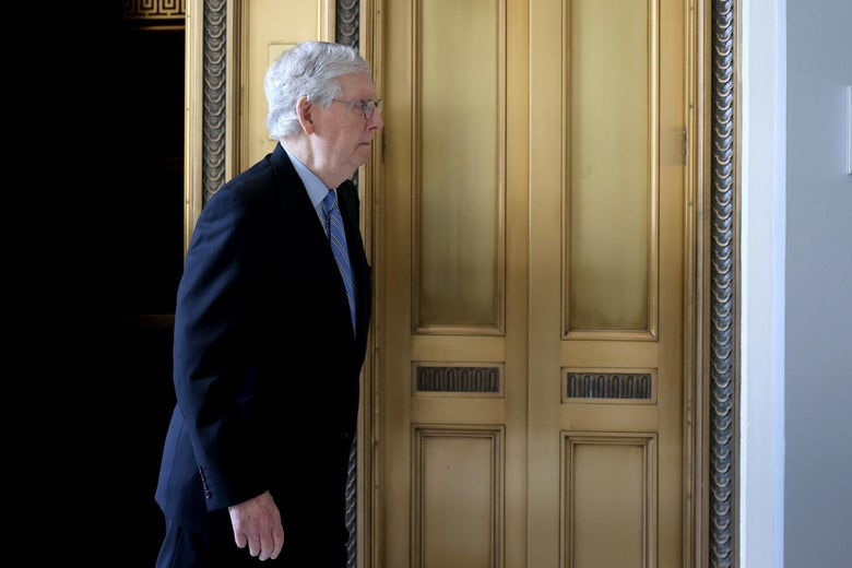 Believe Mitch McConnell: Republicans Will Never Confirm Another D...