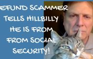 """""""Social Security"""" scammer offers refund for computer se..."""