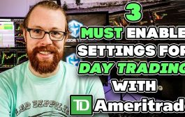 3 Must Enable Settings For Day Trading with TD Ameritrade...