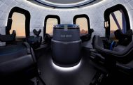 Jeff Bezos' Blue Origin auctions off seat on first human spacefli...