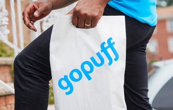 Delivery service Gopuff acquires rideOS for $115 million...