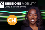 ChargerHelp co-founder, CEO Kameale C. Terry is heading to TC Ses...
