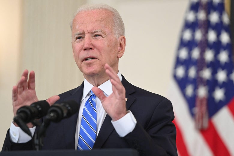 Biden Just Explained Why His Version of Capitalism Is Better Than...